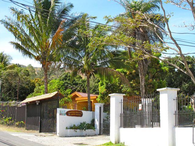 Front gate Quizur