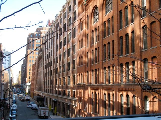 NYC facade