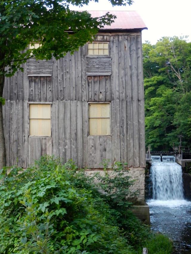 Walters Falls mill