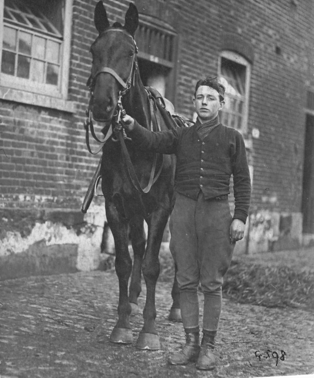 Thomas Penry Phillips military riding instructor